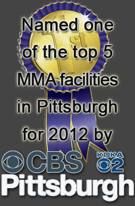 One of the best MMA facilities in Pittsburgh!